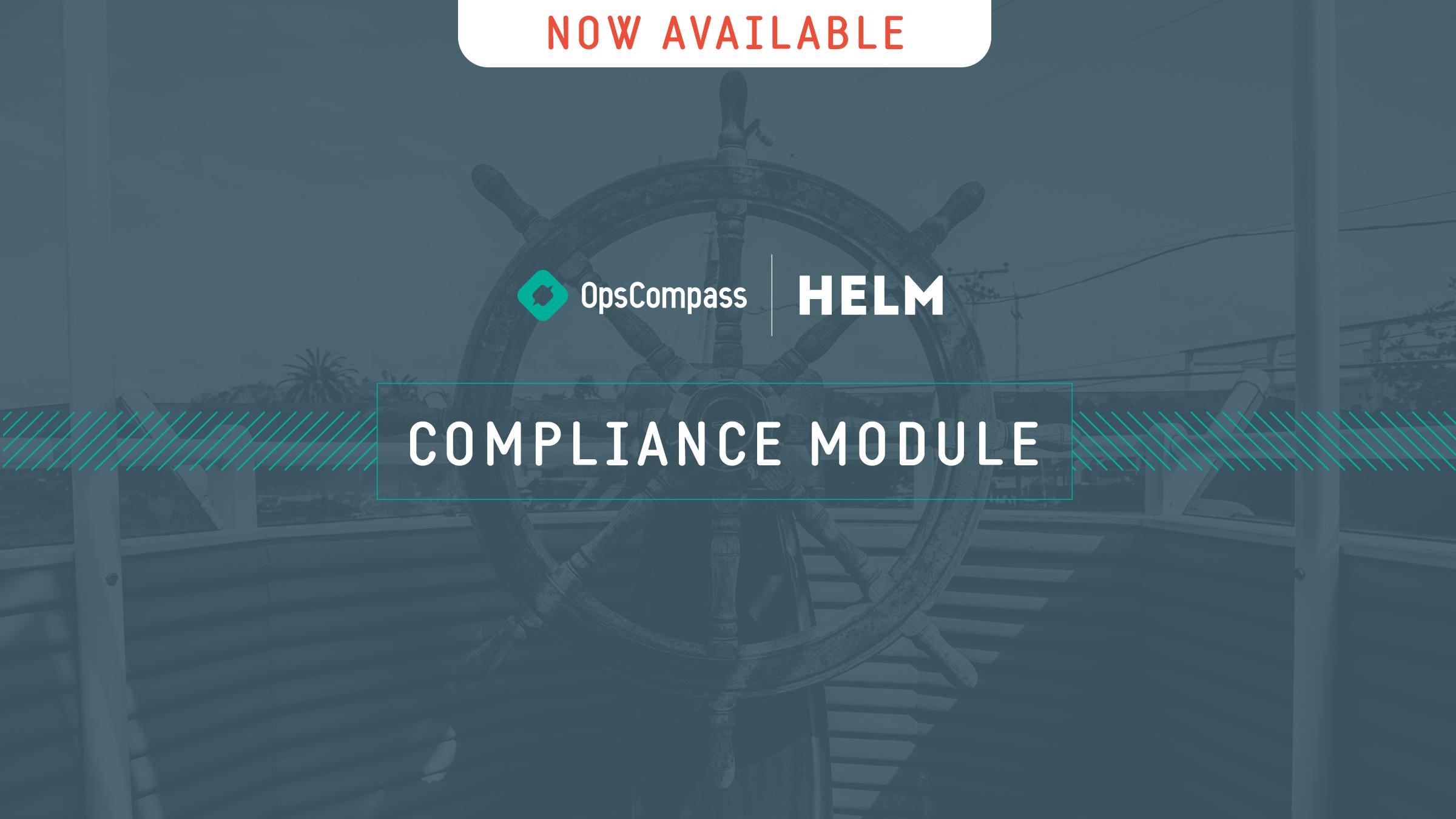Helm: A Better Way to do Public Cloud Compliance